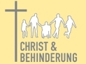 Christ and behinderung logo