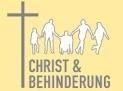 Christ and behinderung logo